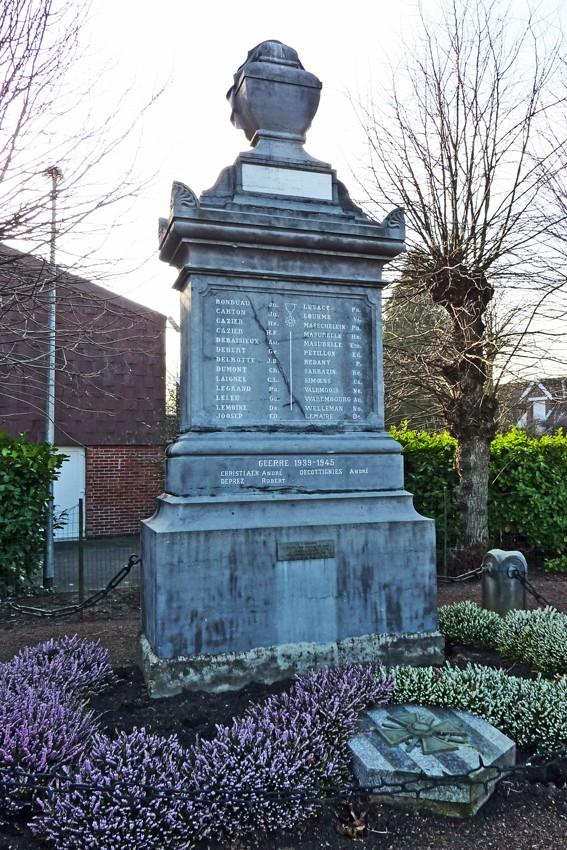 Monument aux Morts de 1914-1918 et 1939-1945