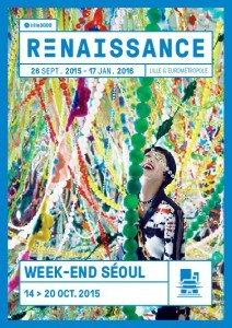 lille3000-RENAISSANCE WEEK-END SÉOUL-thumbnail